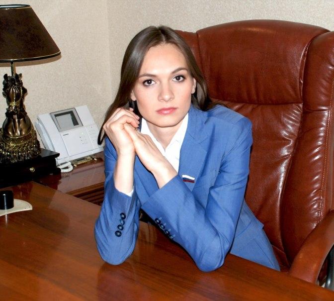 Hon kritiserade Putin i video – riskerar fängelse